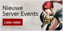 Nieuwe Server Events