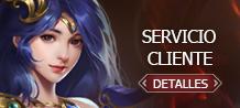 Servicio Cliente - Legend Online